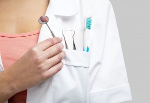 Konsultation hos tandlægen